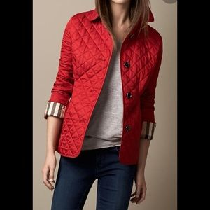 Burberry Britt Quilted jacket